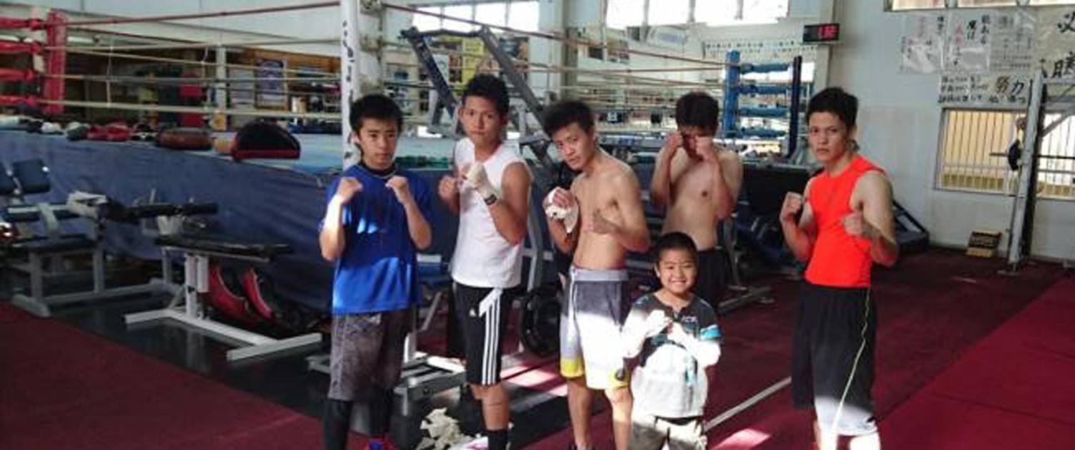 ボクシングジムの運営